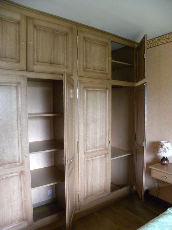 Chambre coucher rustique gilles martel for Chambre a coucher rustique