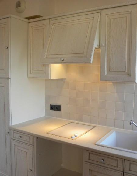 cuisine contemporaine patine grise gilles martel. Black Bedroom Furniture Sets. Home Design Ideas