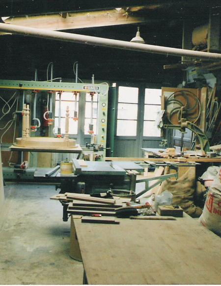 cuisines martel-l'atelier Gilles Martel