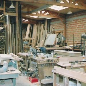 l'atelier Gilles Martel