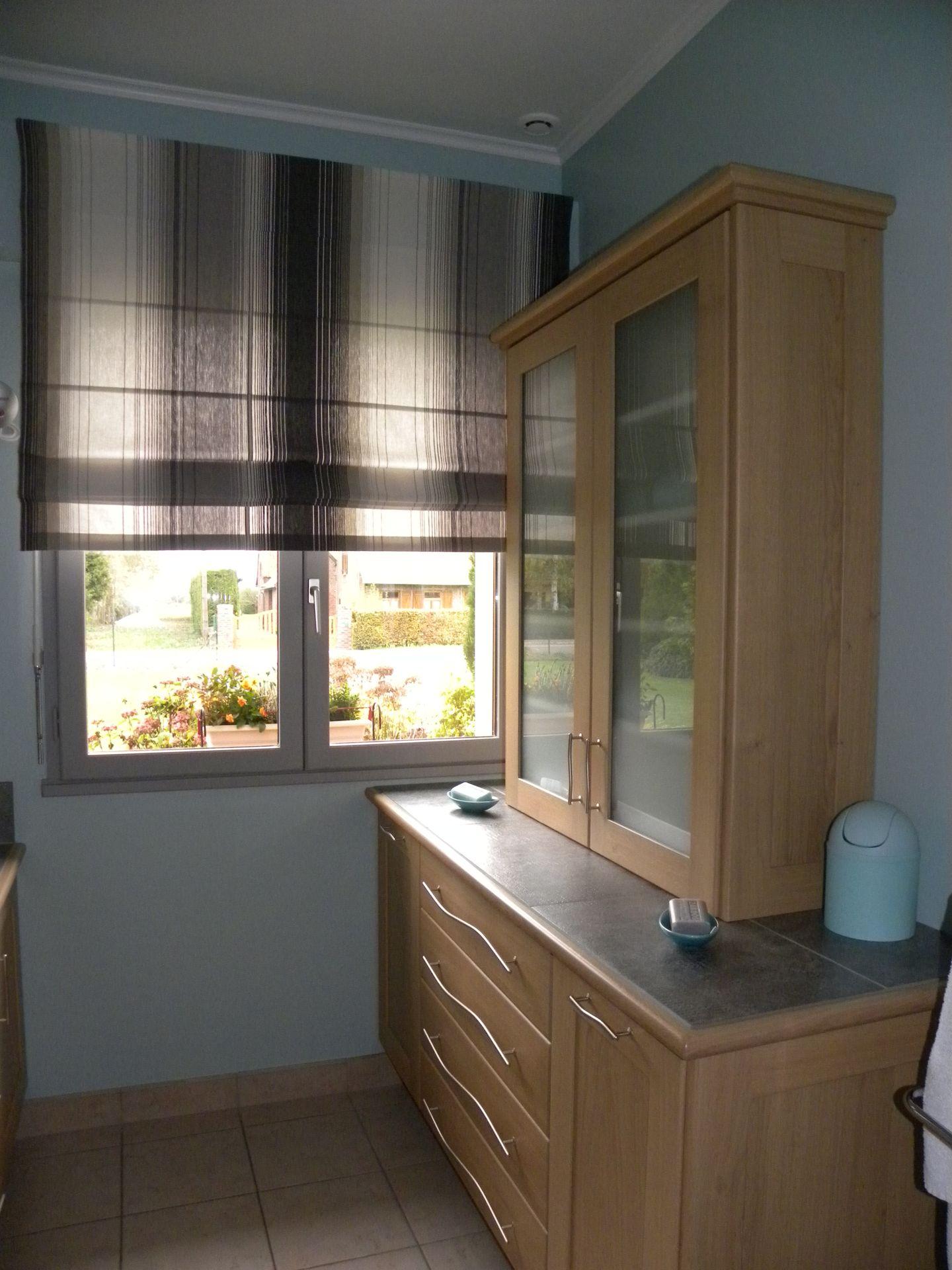 Salle de bain contemporaine bois solutions pour la for Decoration salle de bains contemporaine