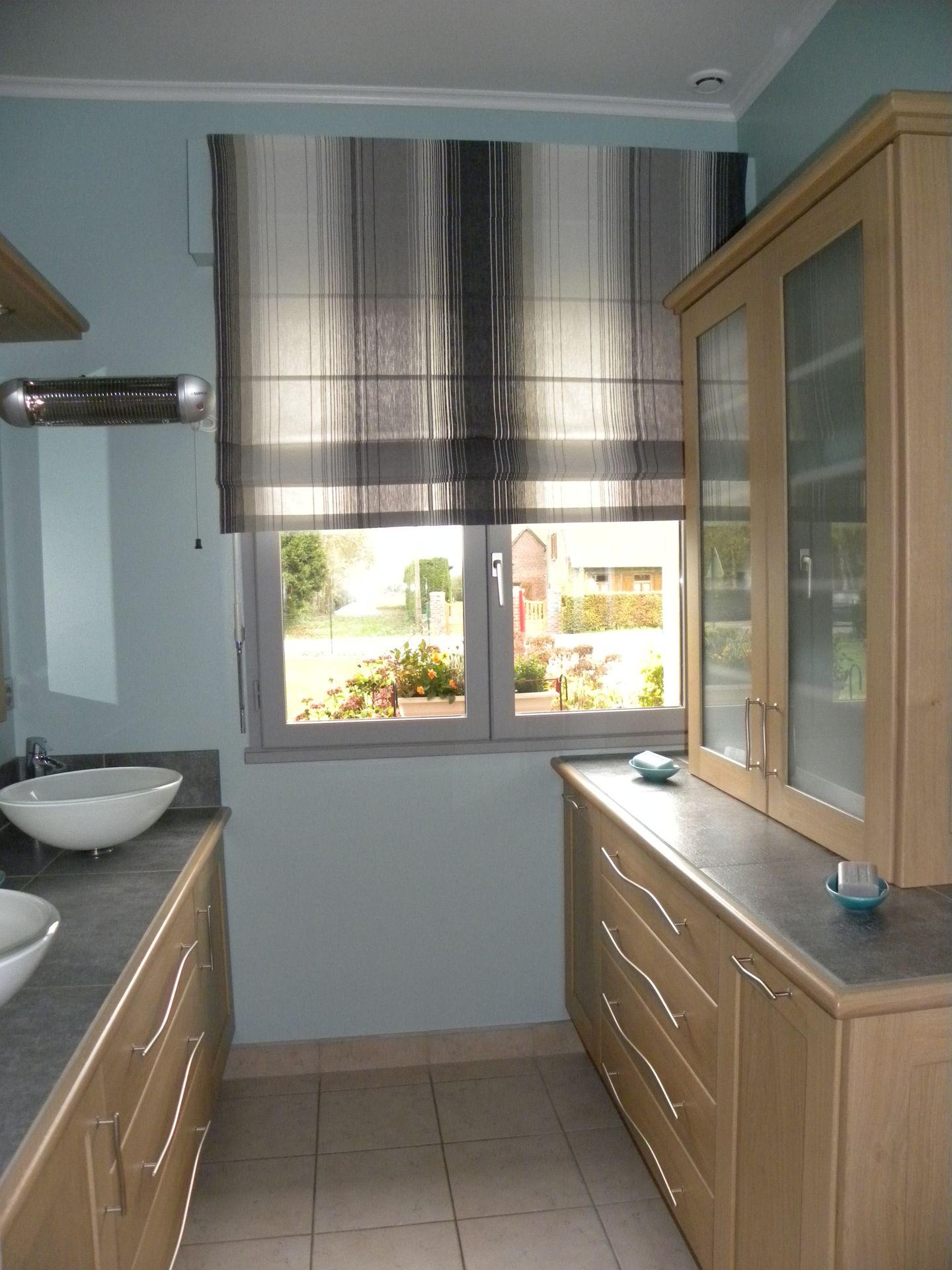 Salle de bains contemporaine bois gilles martel - Salle de bains contemporaine ...