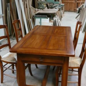 table salle à manger chêne