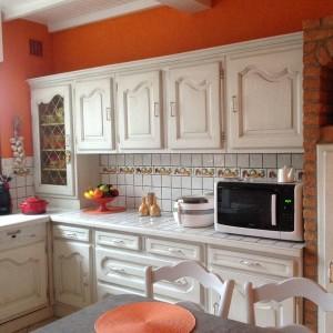 cuisines martel-cuisine blanc cassé patine grise 2