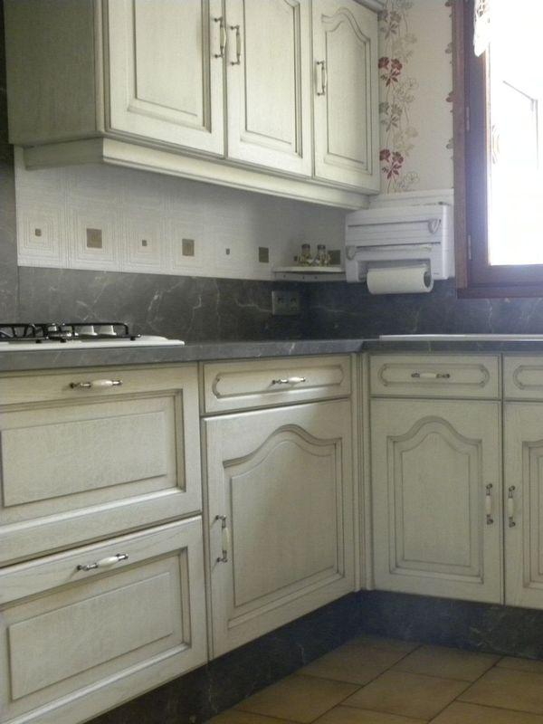 cuisine blanc cass233 patine grise gilles martel
